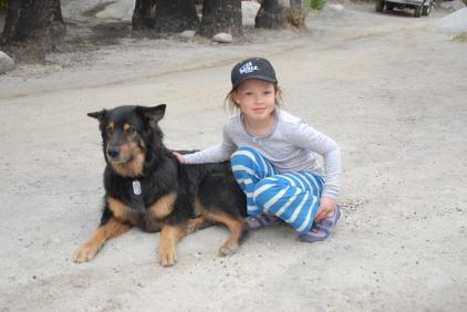 Leonie befriends a local